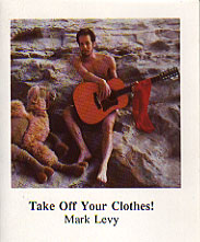 Take off Your Clothes CD
